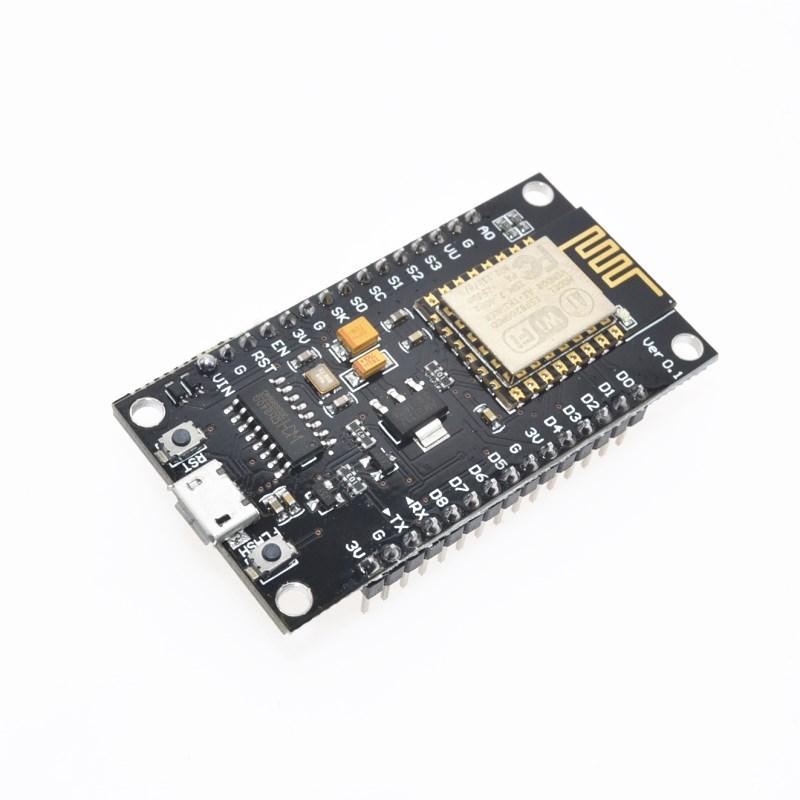 NodeMcu Lua V3 Wi-Fi ESP8266 CH340 (вид сверху)