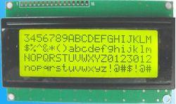 Дисплей LCD 2004 зеленый