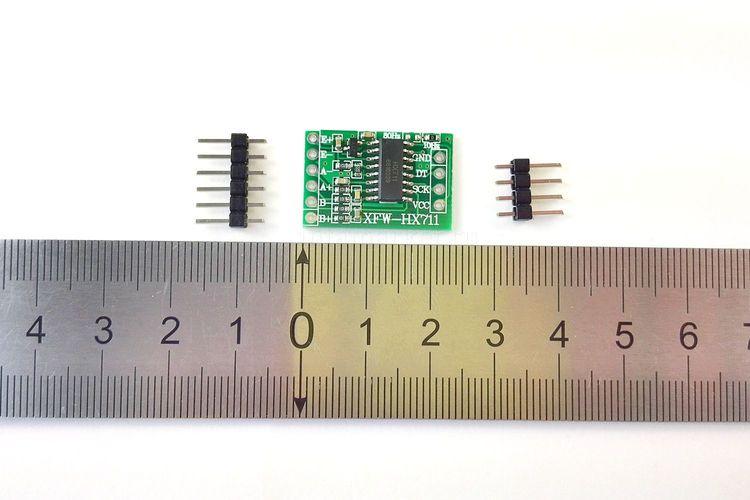 Модуль весов XFW-HX711 ( в длину)