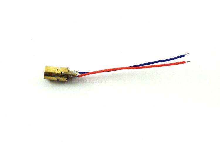 Модуль лазера 3V точка