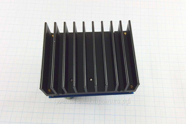 Преобразователь DC-DC UP 9-60V to 12-80V 0.9-12A 600W(вид сзади)