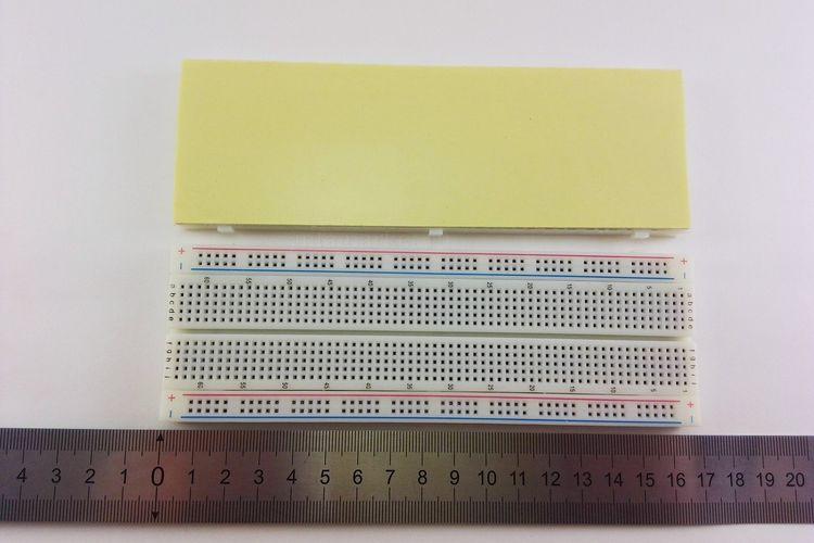 Макетная плата контактная Breadboard MB-102 (в длину)