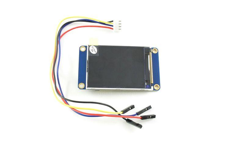 Дисплей TFT 2.2 дюйма 240*320 USART HMI (комплектация)