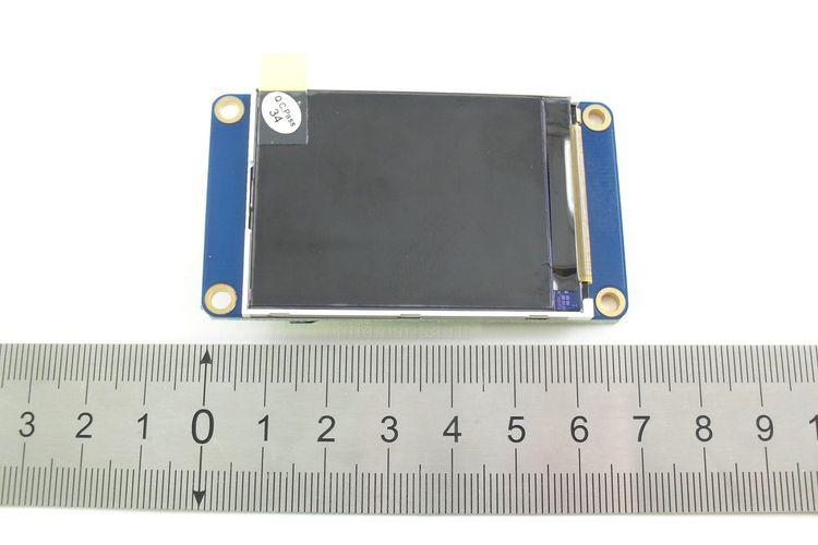 Дисплей TFT 2.2 дюйма 240*320 USART HMI (в длину)