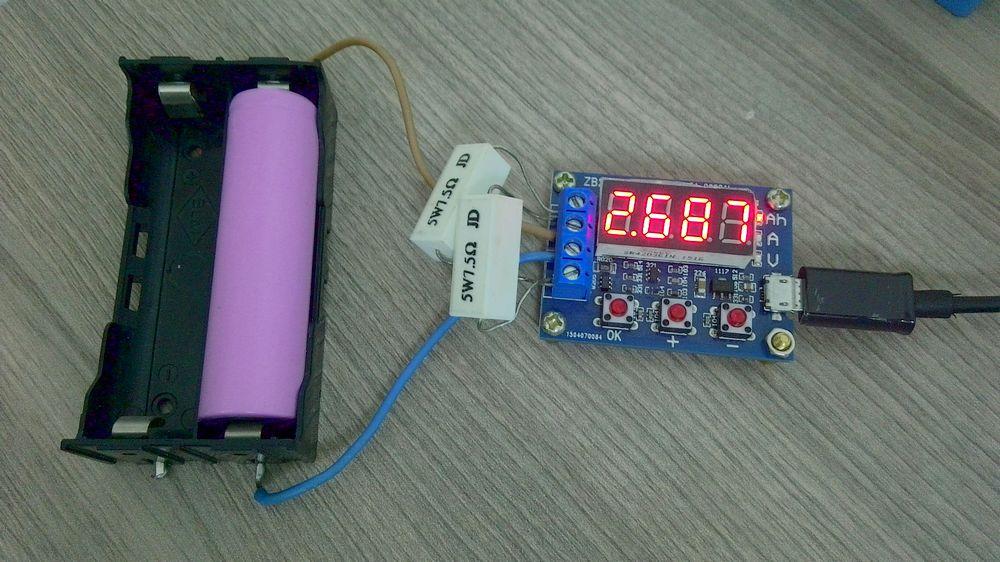 Аккумулятор li-on ZSN ISR18650HP 2600mAh