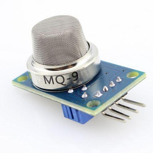 Датчик газа MQ-9 углеводородные газы и угарный газ CO