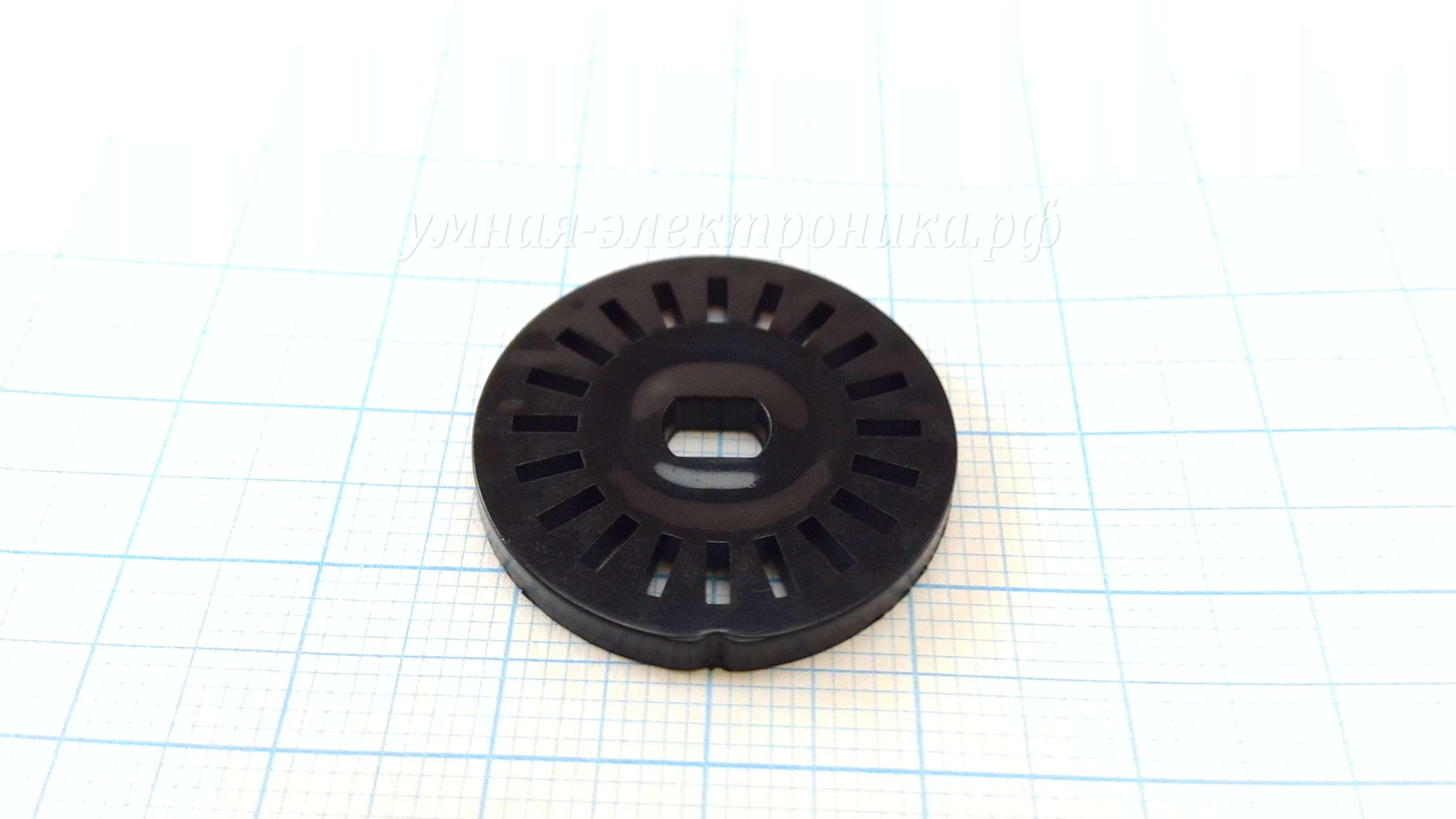Диск щелевой 20 отверстий для датчика скорости