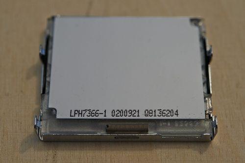 Дисплей Nokia 5110 LPH7366 не разведен синий