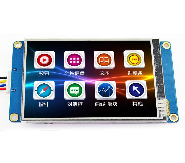 Дисплей TFT 3.5 дюймов 480*320 TJC4832T035_011R USART HMI сенсорный