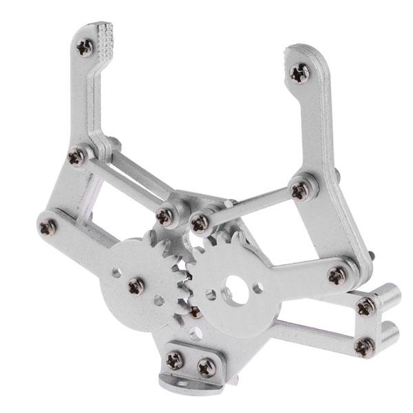 Захват механический алюминиевый совместим с MG995 SG5010
