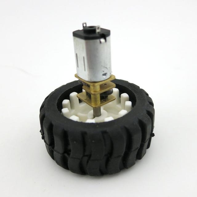 Колесо 43 х 18 мм для N20 мотор-редуктора