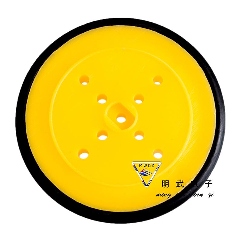 Колесо DIY Robot 37 х 8 мм для мотор-редуктора / сервопривода