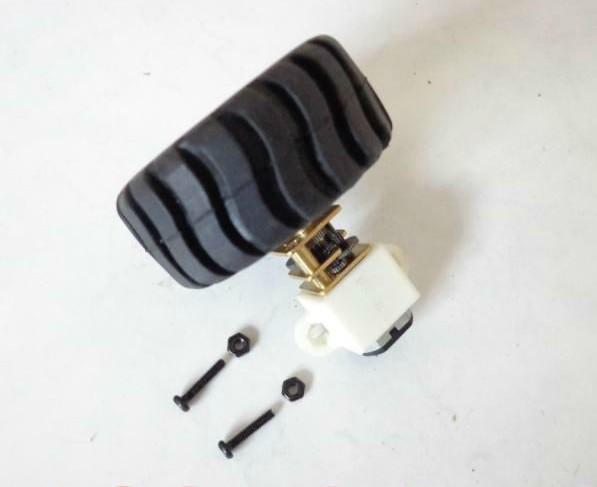 Крепление мотор-редуктора N20