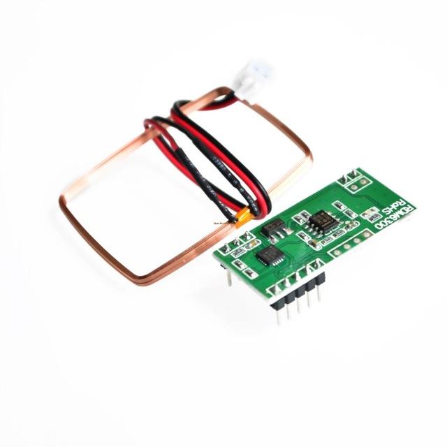 Модуль RFID считывателя RDM6300 125 кГц