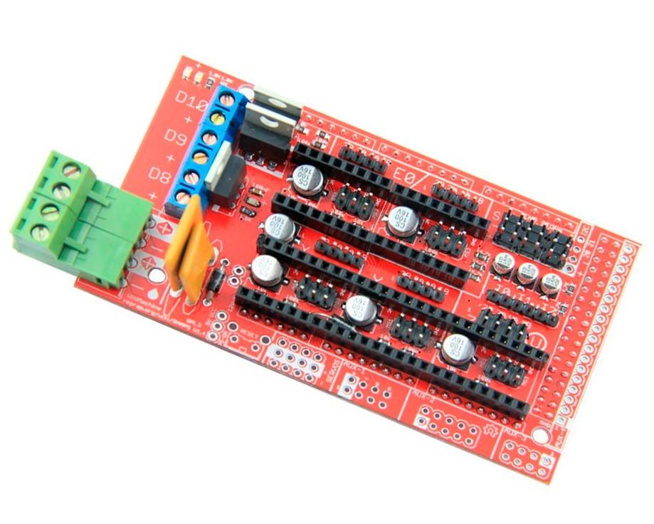 Расширение для ЗD принтера RAMPS 1.4 Arduino Mega