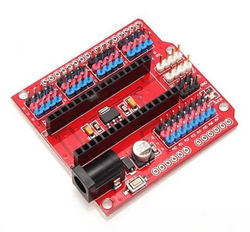 Расширение для Arduino Nano Sensor Shield