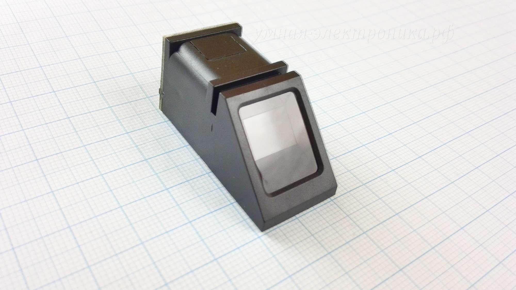 Сканер отпечатков пальцев Fingerprint Sensor AS606 500dpi 5V