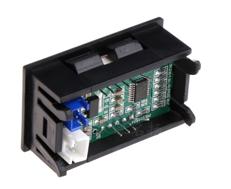 Термометр цифровой LED BC101 -50+110℃ 4.5-12V NTC B3950 1% 1m красный