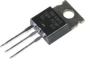 Транзистор полевой IRF4905PBF MOSFET 74A 55V 200W TO-220 (original)