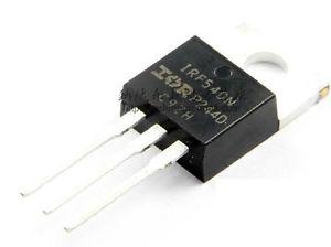 Транзистор полевой IRF540N MOSFET 100V 33A TO-220