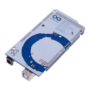 Arduino MEGA 2560 R3 (вид сзади)