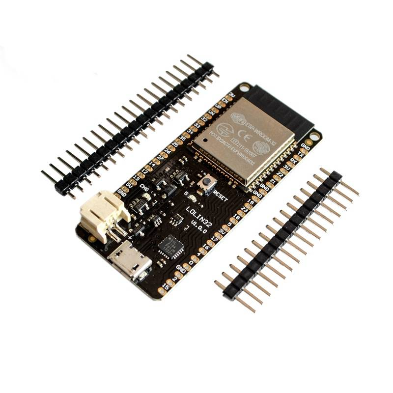 Wemos LoLin32 V1.0.0 ESP32 Wi-Fi + Bluetooth 4MB Flash CP2102 Li-po
