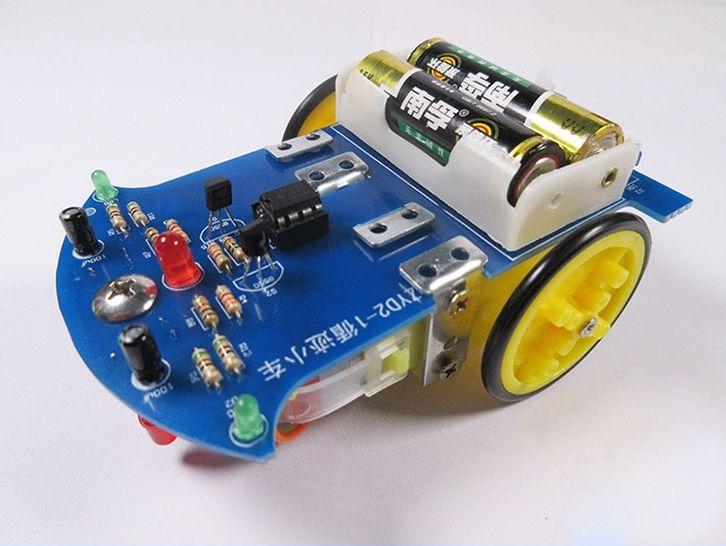 ZYD2-1 Комплект для сборки робота по линии