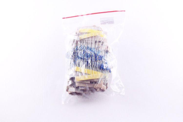 Пакет резисторов 0.25 ватт 1% 30 видов по 20 шт