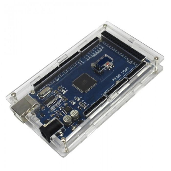 Корпус для Arduino Mega акриловый