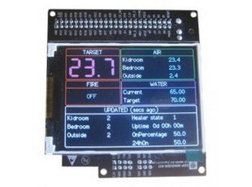 ESP32 WROVER KIT 3.2' TFT 4.5 MB RAM dual-core 240 MHz CPU