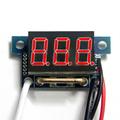"Амперметр LED 0.36"" DC 0-10A 4-30V 0.1% 5mΩ красный"