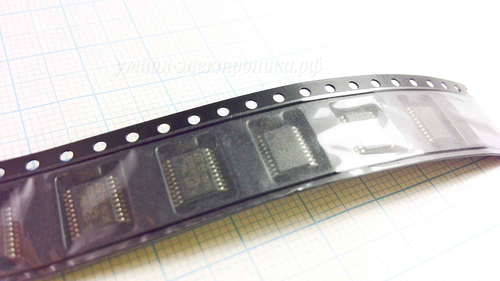 Микроконтроллер STM8S003F3P6 8-Бит STM8 CISC 16МГц 8КБ TSSOP-20