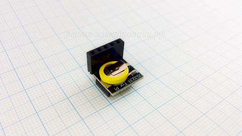 Модуль часов реального времени DS3231 2.3-5.5V для Raspberry Pi, Orange Pi и др.