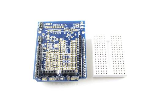 Расширение Arduino Uno Protoshield