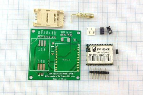 Модуль GSM GPRS Neoway M590E V1.1 DIY