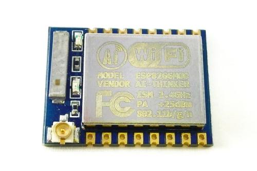 Модуль Wi-Fi ESP8266 ESP-07 (вид сверху)