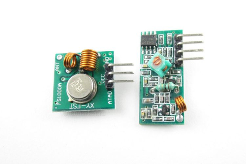 Модули беспроводные MX-FS-03V + MX-05V 443MHz