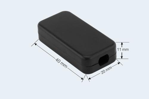 К4, корпус для РЭА  402011 мм пластик.