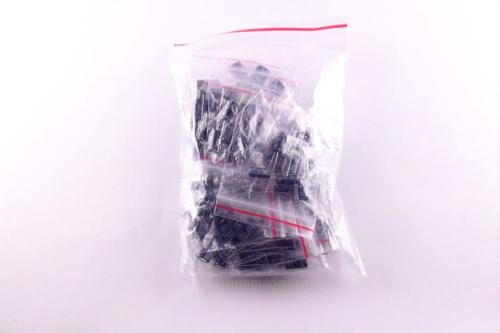 Пакет конденсаторов электролитических 12 видов по 10 шт