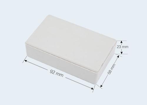К14, корпус для РЭА  92*58*23 мм пластик.