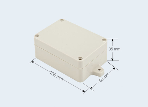 К12, корпус для РЭА  1085835 мм пластик. водонепроницаемый IP66