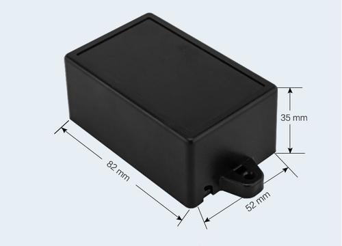 К13, корпус для РЭА  82*52*35 мм пластик.