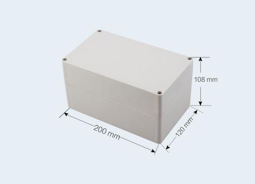 К20, корпус для РЭА  200*120*108 мм пластик.
