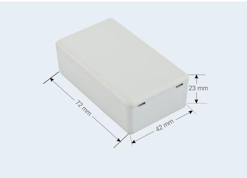 К22, корпус для РЭА  72*42*23 мм пластик.