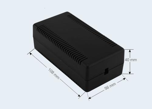 К23, корпус для РЭА  108*56*40 мм пластик.