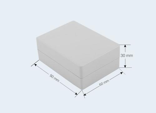К30, корпус для РЭА 906535 мм пластик.