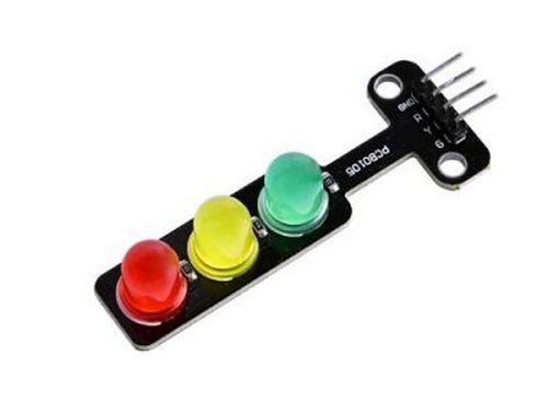 Светодиодный модуль светофора LED 5V
