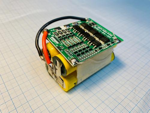 Аккумулятор литиевый Li-ion для шуруповерта (14,4В 2Ач 30А)