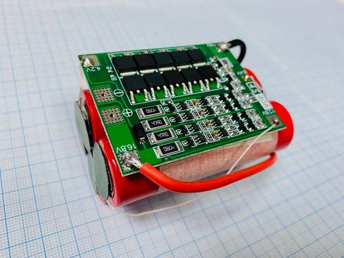 Аккумулятор литиевый Li-ion для шуруповерта (14,4 В 4,8Ач 40А)