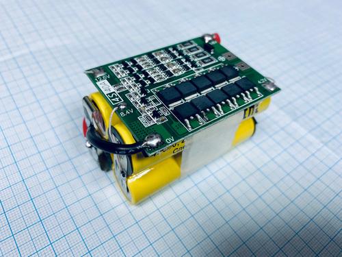 Аккумулятор литиевый Li-ion для шуруповерта (14,4В 2Ач 40А)
